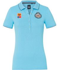 Gaastra Poloshirt Cablet Damen blau
