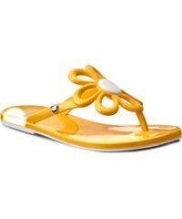 Zehentrenner MEL BY MELISSA - Mel Flower II Sp Ad 32142 Yellow/White 51313