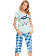 Dobranocka Dámské pyžamo 9009_light mint