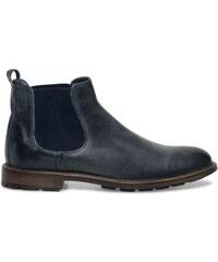 Eram Chelsea boots bleu marine homme