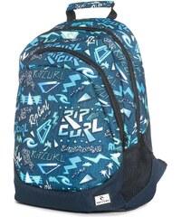 Rip Curl Neon vibes proschool - Rucksack - blau