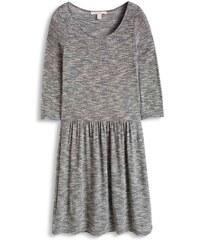 Esprit Kleid mit geradem Schnitt - dunkelgrau