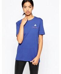 Le Coq Sportif - Fluorin - T-Shirt - Bleu