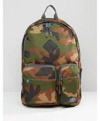 Parkland Academy - Sac à dos 32L - Camouflage - Vert