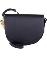 Sophie Hulme Sacs à Bandoulière, Barnsbury Medium Saddle Bag Black en noir