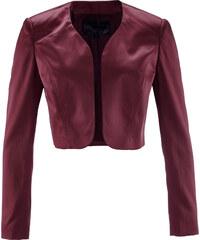 bpc selection premium Satin-Bolerojacke langarm in rot für Damen von bonprix