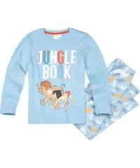 Disney Das Dschungelbuch Pyjama hellblau in Größe 98 für Jungen aus 100% Baumwolle