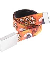 Star Wars-The Clone Wars Gürtel orange in Größe UNI für Jungen aus 100% Polyester