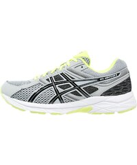 ASICS GELCONTEND 3 Laufschuh Neutral mid grey/black/safety yellow
