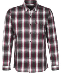 Levi's Skateboarding Reform Langarmhemd red plaid