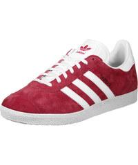 adidas Gazelle Schuhe scarlet/ftwr white