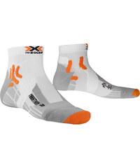 X-Socks Marathon Laufsocken white