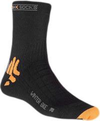 X-Socks Winter Biking Sportsocken black