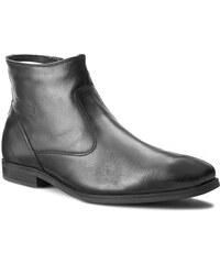 Kozačky BUGATTI - Savio Evo R3550-1 Black 100