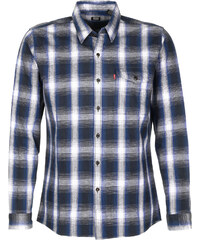 Levi's Skateboarding Reform Langarmhemd blue plaid