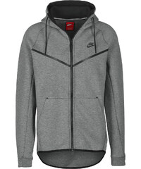 Nike Tech Fleece Windbreaker carbon heahter/black