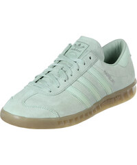 adidas Hamburg Schuhe vapour green/ice mint