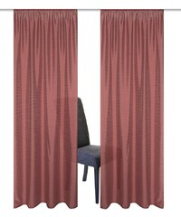 Vorhang, Home Wohnideen, »SARNIAS« (2 Stück)