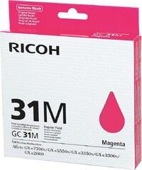 Ricoh Gel-Patrone GC-31Y F.