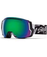 Smith snow brýle I/O 7   Eaves Type   Green Sol-X Mirror