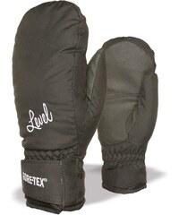 Level lyžařské rukavice ENERGY W Mitt GORE-TEX | Black