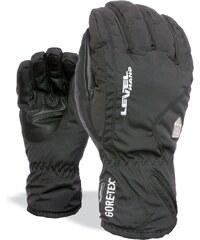 Level lyžařské rukavice OLYMPIC W GORE-TEX | Black