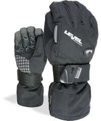 Level snowboardové rukavice HALF PIPE W GORE-TEX | Black