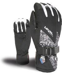Level lyžařské rukavice FREEDOM JR GORE-TEX | PK Black