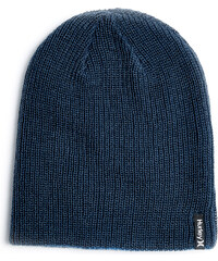 Hurley zimní čepice SHIPSHAPE 2.0 BEANIE | Midnight Teal