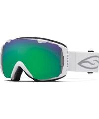 Smith snow brýle I/O   White   Green Sol-X Mirror