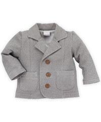 Pinokio Chlapecký kabátek - šedý