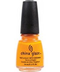 China Glaze - Lak na nehty PAPAYA PUNCH