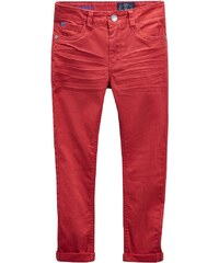 Next Jeans Slim Fit red