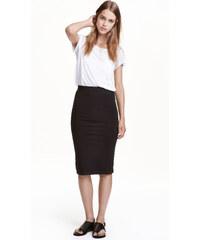 H&M Žerzejová sukně