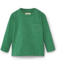 MANGO BABY Baumwoll-T-Shirt Mit Tasche