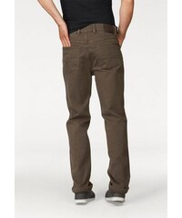 PIONIER JEANS & CASUALS Stretch-Jeans Peter braun 24,25,26,27,28,29,30,31,32,33