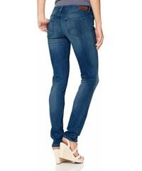 Damen Cross Jeans Röhrenjeans Melissa CROSS JEANS blau 26,27,28,29,30,31,32