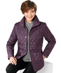 Damen Classic Basics Jacke mit figurformenden Prinzess-Nähten CLASSIC BASICS lila 38,40,42,44,46,48,50,52,54
