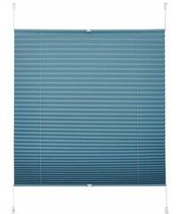 Plissee Selection Antill Faltenstore Verdunkelnd Fixmaß ohne Bohren MY HOME SELECTION blau 1 (H/B: 130/40 cm),10 (H/B: 210/70 cm),2 (H/B: 130/50 cm),3 (H/B: 130/60 cm),4 (H/B: 130/70 cm),5 (H/B: 130/8