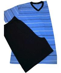 Sport Maddox pánské pyžamo 3XL modrá