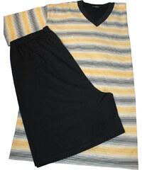 C-Lemon Camron pánské pyžamo L žlutá