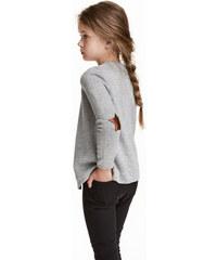 H&M Zavinovací svetr