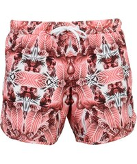 Maru Supremacy Tropic Leaf Swim Shorts Multi