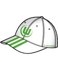 adidas Performance Herren Fußball Cap VfL Wolfsburg 3S
