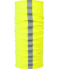 p.a.c. Multifunktionstuch Reflector neon yellow