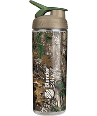 Blender Bottle Trinkflasche Sleek Signature Real Tree 820ml