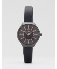 Limit - Uhr mit schwarzem Armband und schwarzem Zifferblatt - Schwarz