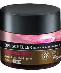Dr. Scheller Bio Wildrose Anti-Age Nachtpflege Gesichtscreme 50 ml