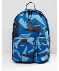 Parkland Academy - Sac à dos 32L - Bleu camouflage - Vert