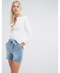 Vero Moda - Chemise ajustée - Blanc
